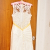 bespoke lace bridal gown