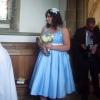 bespoke 1950's style bridesmaids dresses