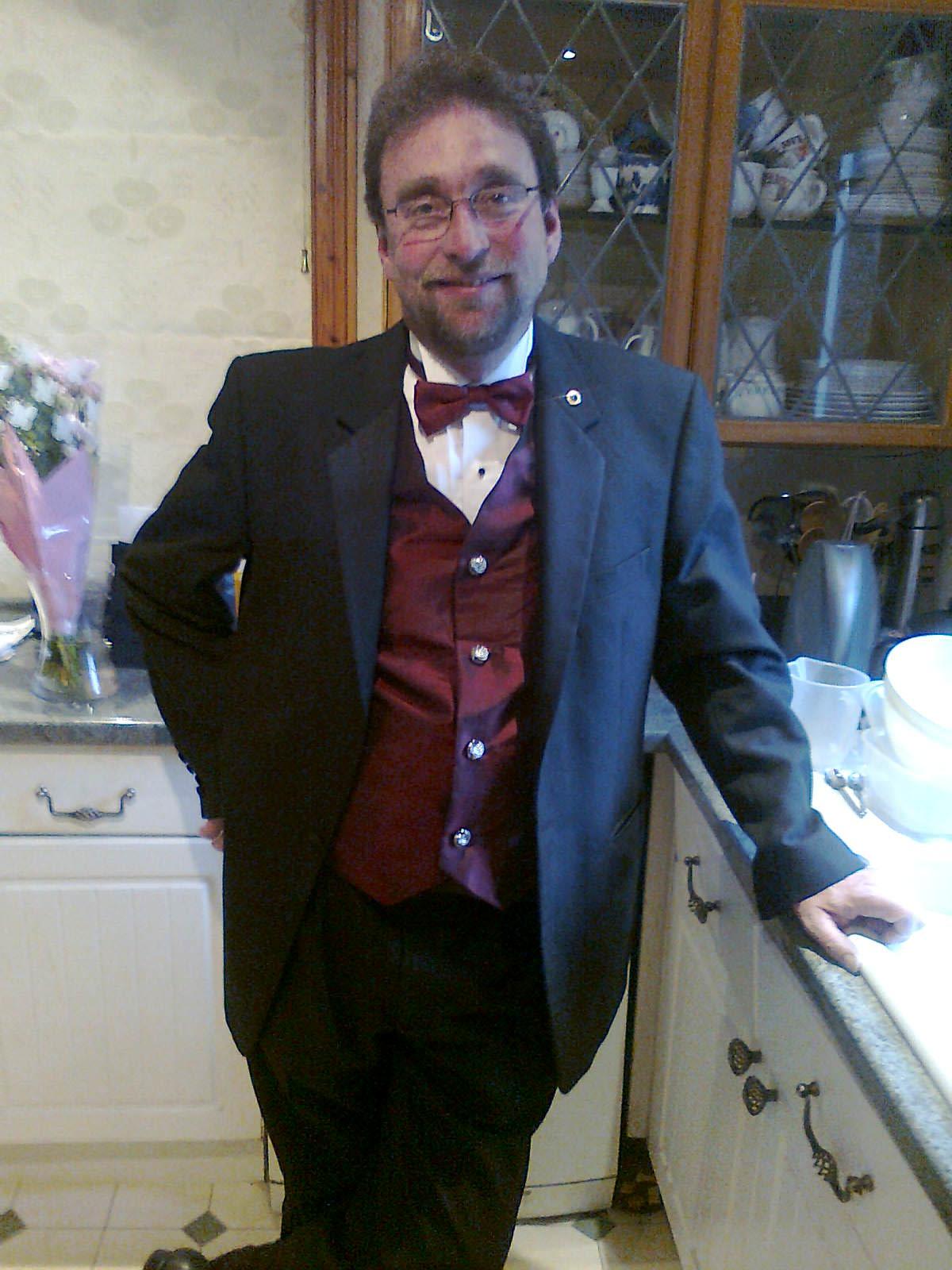 chris waistcoat